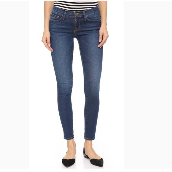 Frame Denim Jeans   Le Skinny De Jeanne Crop   Poshmark